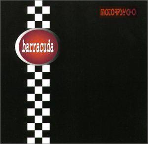 Barracuda by MOTORPSYCHO album cover