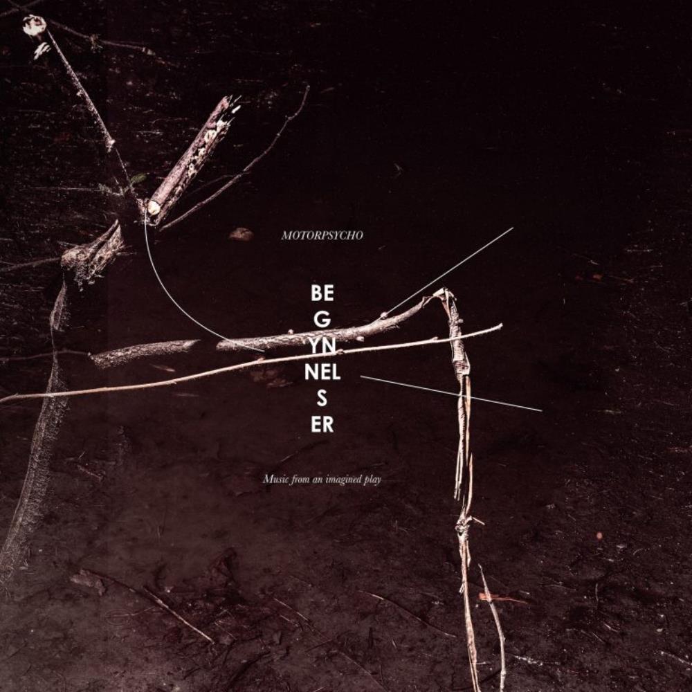 Begynnelser by MOTORPSYCHO album cover