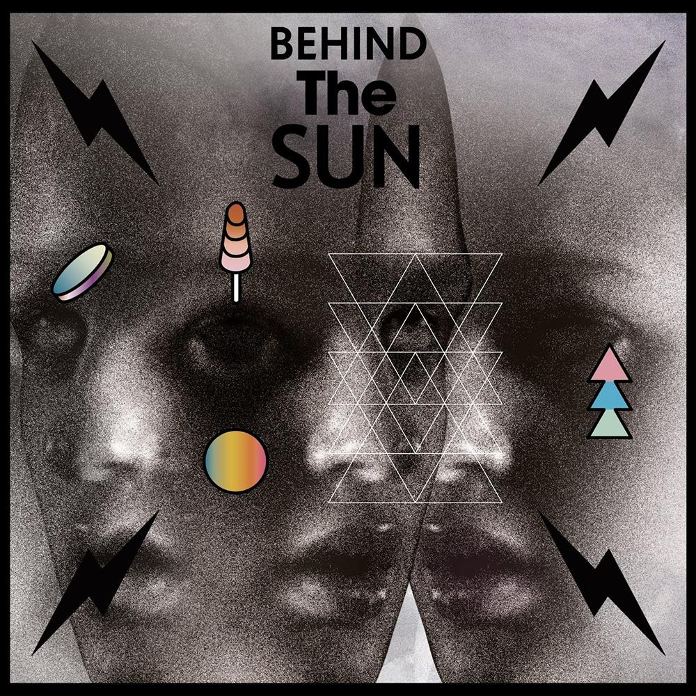 Behind The Sun by MOTORPSYCHO album cover