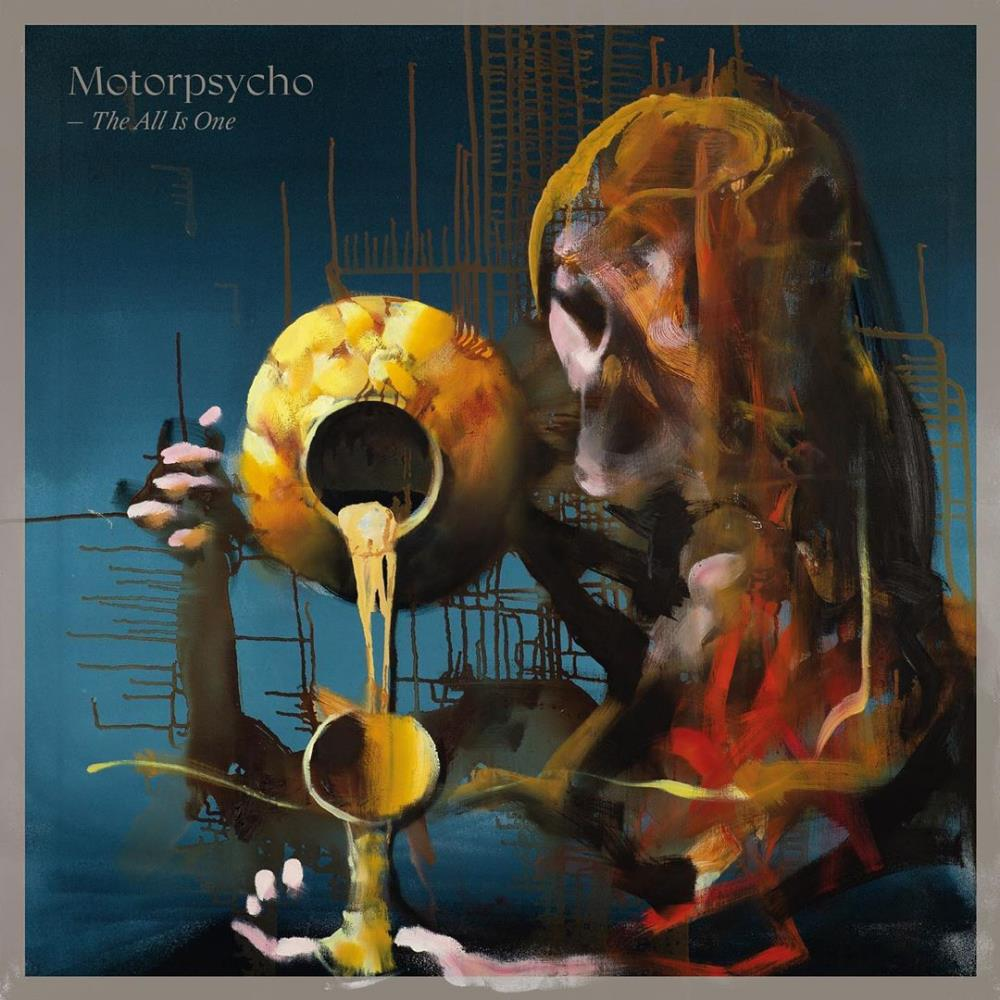 Motorpsycho - The All Is One CD (album) cover