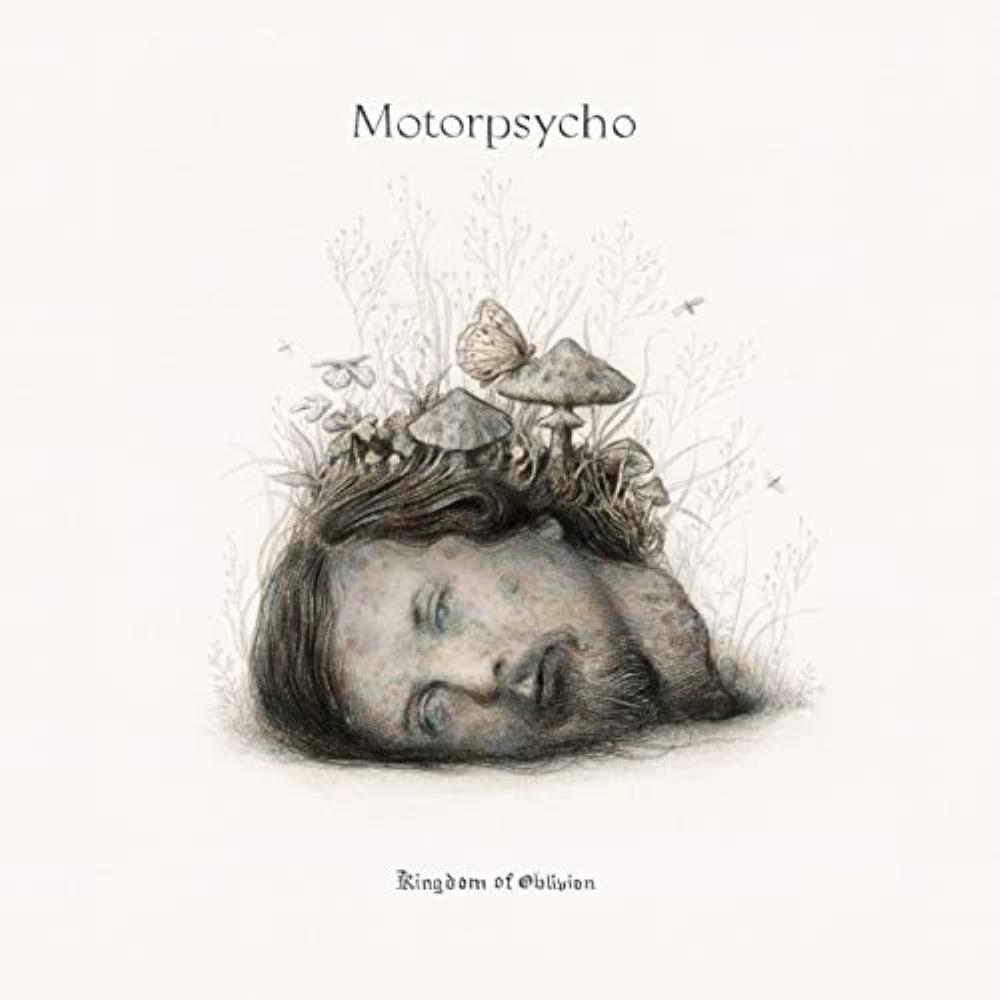Kingdom of Oblivion by MOTORPSYCHO album cover