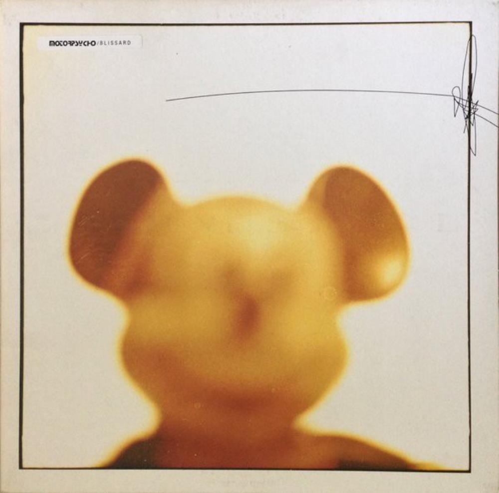 Blissard by MOTORPSYCHO album cover