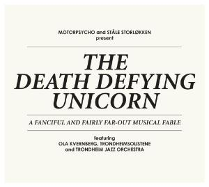Motorpsycho - The Death Defying Unicorn CD (album) cover