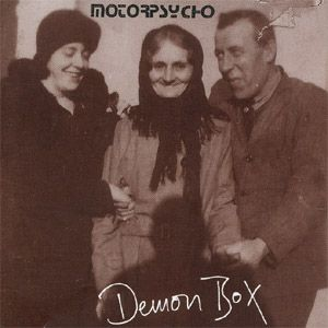 Motorpsycho Demon Box album cover