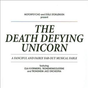 Motorpsycho - Motorpsycho And St�le Storl�kken: The Death Defying Unicorn CD (album) cover