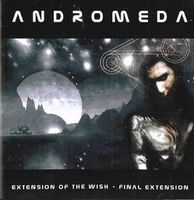 Andromeda - Extension of the Wish - The Final Extension CD (album) cover