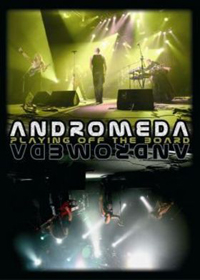 Andromeda Playing Off The Board album cover