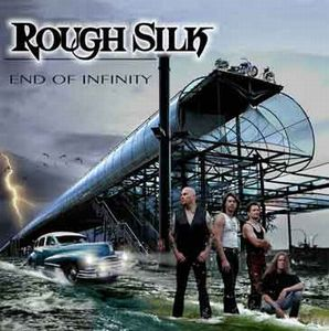Rough Silk End Of Infinity album cover