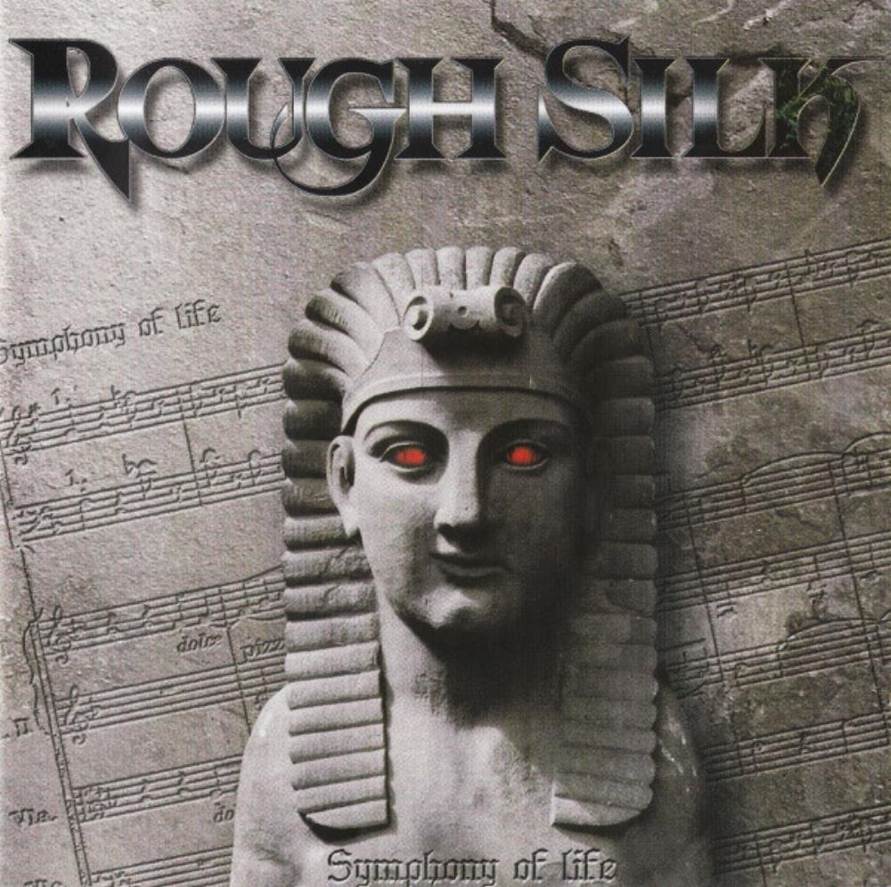 Rough Silk Symphony Of Life album cover