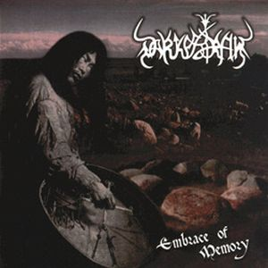 Darkestrah Embrace of Memory album cover