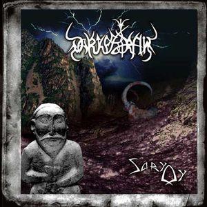 Sary Oy by DARKESTRAH album cover