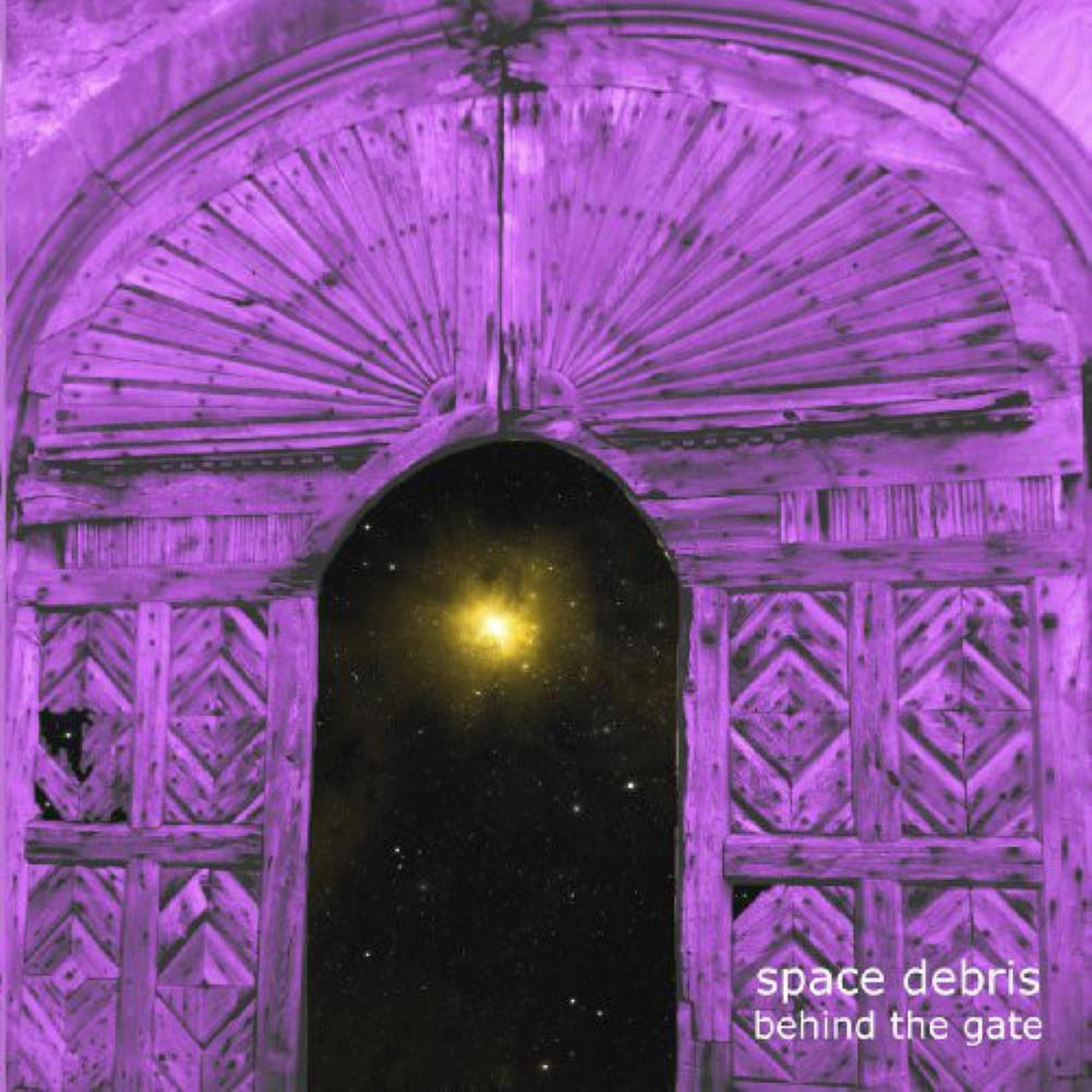 Space Debris - Behind The Gate CD (album) cover