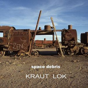 Space Debris Kraut Lok album cover