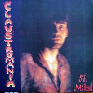 ST Mikael Claustromania album cover