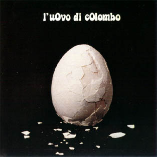 L' Uovo di Colombo - L'Uovo Di Colombo CD (album) cover