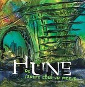 De l'Autre Côté du Monde by HUNE album cover