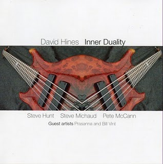 Inner Duality by HINES, DAVID album cover