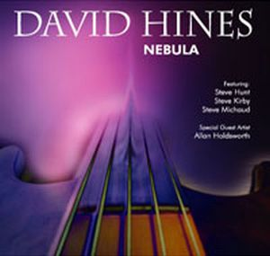 David Hines Nebula album cover