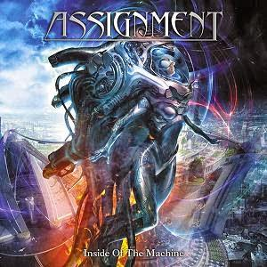 Inside of the Machine by ASSIGNMENT album cover