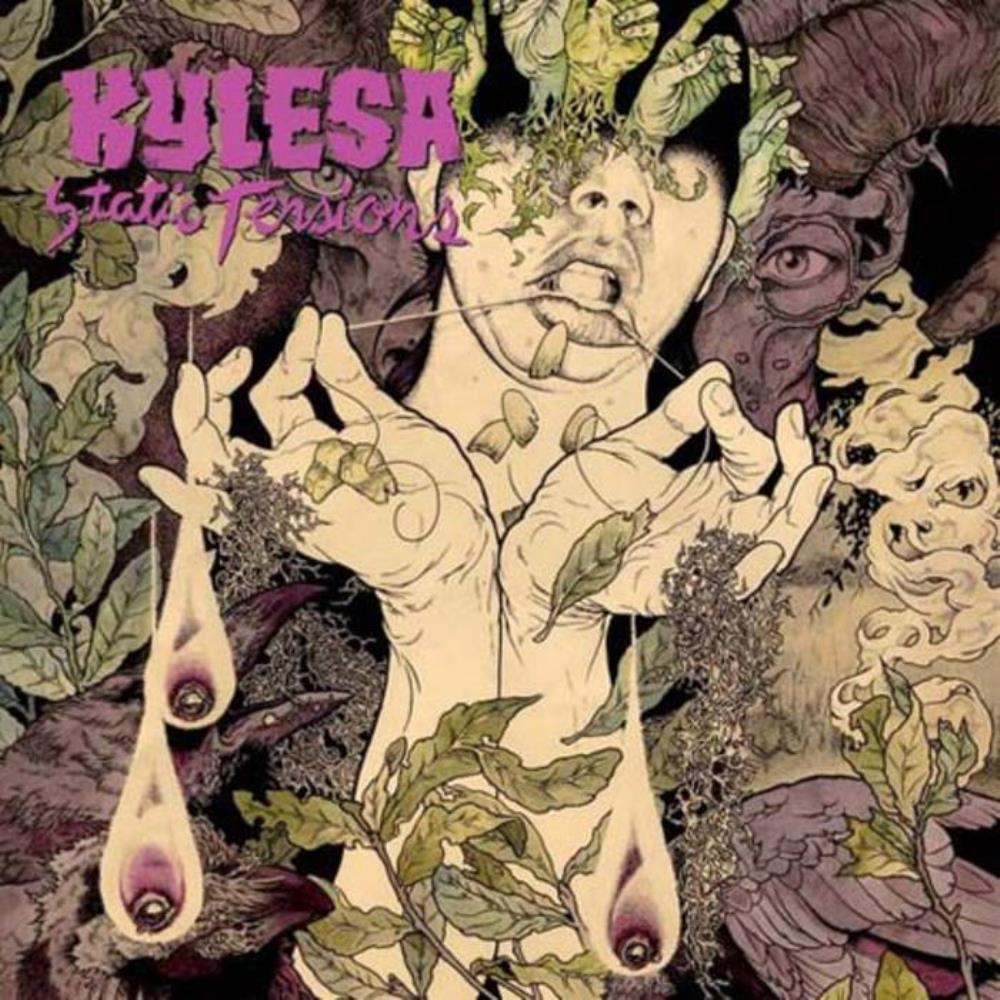 Static Tensions by KYLESA album cover
