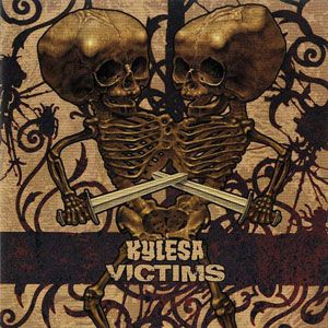 Kylesa Kylesa/ Victims album cover