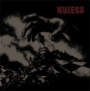 Kylesa Delusion on Fire/ Clutches album cover