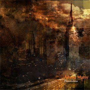 Heuristica by ALHMA MATER album cover