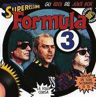 Superissimi, Gli Eroi Del Juke Box (Formula 3) by FORMULA 3 album cover