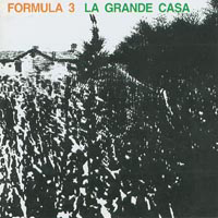 Formula 3 - La Grande Casa CD (album) cover