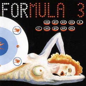 Sognando e Risognando by FORMULA 3 album cover