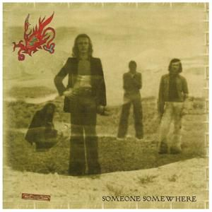 Acanthe - Someone Somewhere CD (album) cover