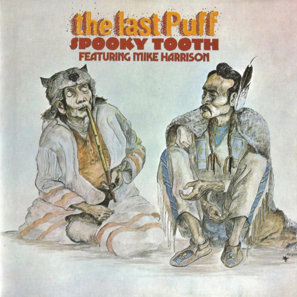 Spooky Tooth - The Last Puff CD (album) cover