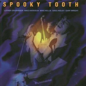 Spooky Tooth Live In Europe album cover