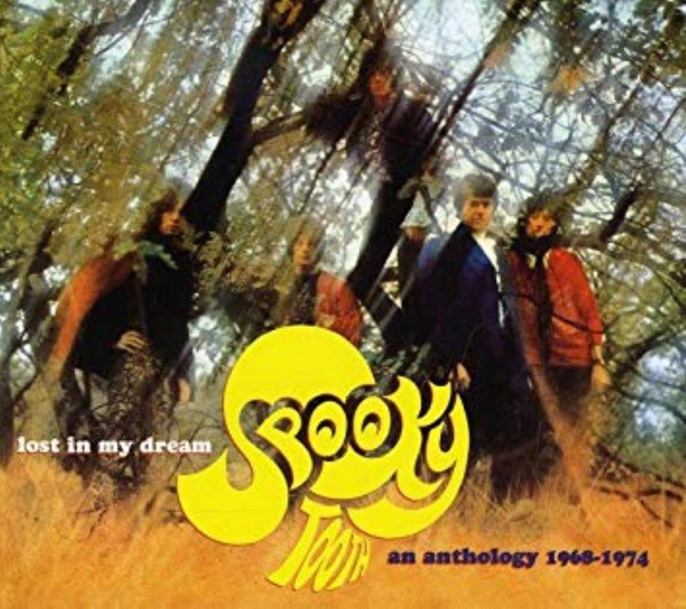 Spooky Tooth Lost In My Dream - An Anthology 1968-1974 album cover