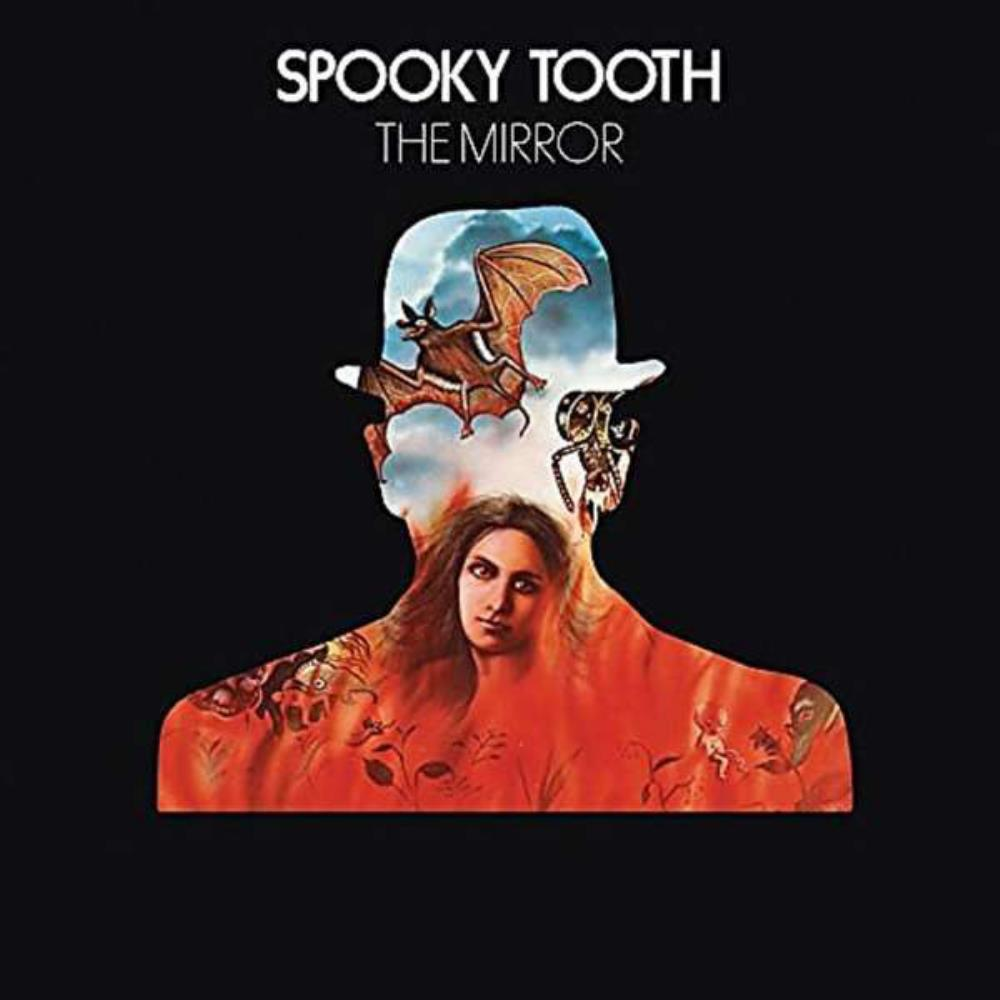 Spooky Tooth The Mirror album cover