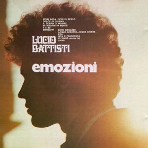Lucio Battisti - Emozioni CD (album) cover
