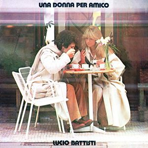 Lucio Battisti Una Donna per Amico album cover