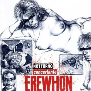 Notturno Concertante - Erewhon CD (album) cover