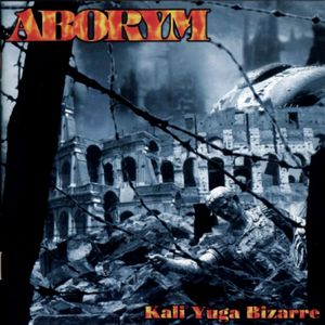 Aborym - Kali Yuga Bizarre CD (album) cover