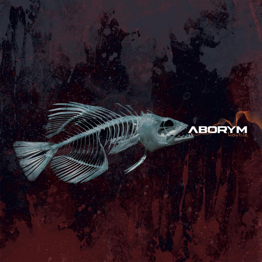Hostile by ABORYM album cover