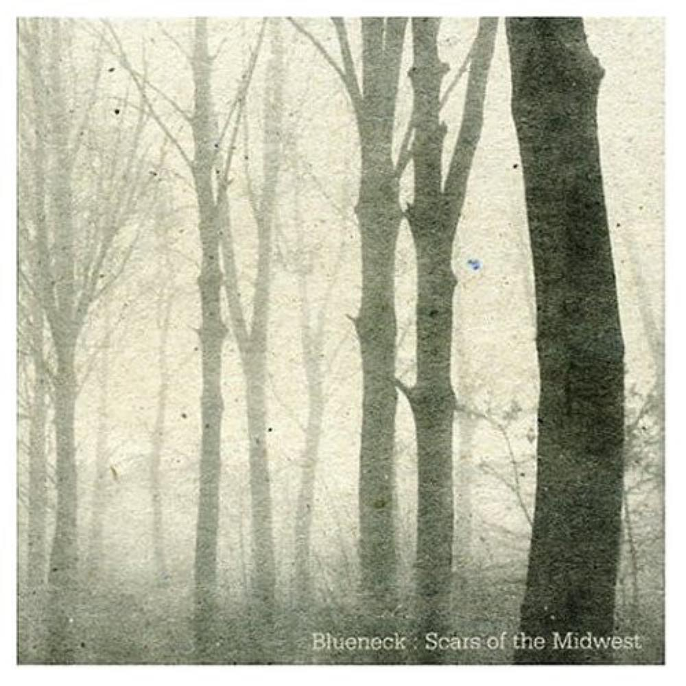 Scars Of The Midwest by BLUENECK album cover