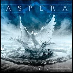 Aspera / Above Symmetry - Ripples CD (album) cover
