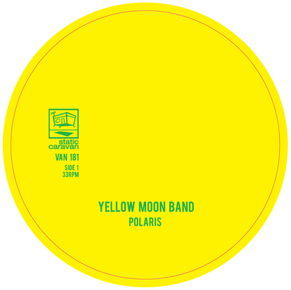 The  Yellow Moon Band Polaris album cover
