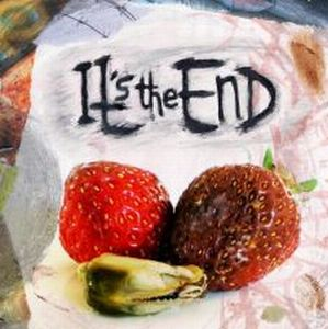 It's The End - It's The End CD (album) cover