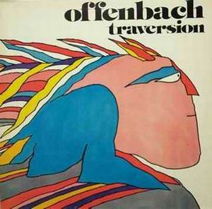 Traversion by OFFENBACH album cover