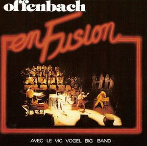 En fusion by OFFENBACH album cover