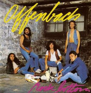 Rock Bottom by OFFENBACH album cover