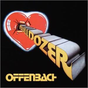 Offenbach Bulldozer album cover