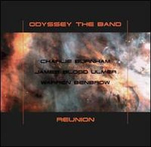 James Blood Ulmer Reunion (as Odyssey The Band) album cover