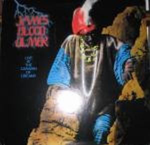 James Blood Ulmer Live At The Caravan Of Dreams album cover